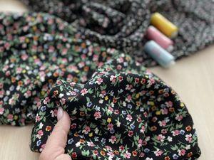 Идеальная ткань на жаркое лето -Штапель. Ярмарка Мастеров - ручная работа, handmade.