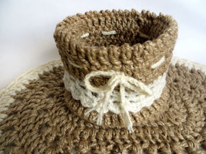 Вяжем крючком мешочек для подарков. Ярмарка Мастеров - ручная работа, handmade.
