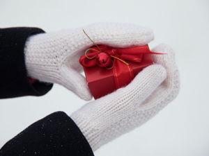 Праздники заканчиваются, а подарки — нет!. Ярмарка Мастеров - ручная работа, handmade.