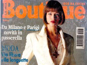 Boutique,  Март 1994 г. Фото моделей. Ярмарка Мастеров - ручная работа, handmade.