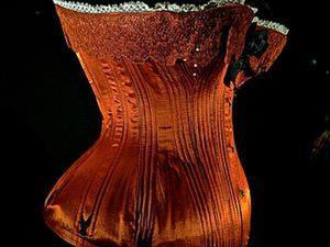 Средство достижения идеальных пропорций: из истории корсета. Часть 2. Ярмарка Мастеров - ручная работа, handmade.