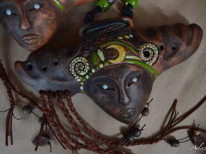 Видеозаписи Окарины  «Катунь-дочь Алтая». Ярмарка Мастеров - ручная работа, handmade.