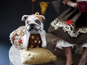 Видео кукол  «Лесные сказки». Ярмарка Мастеров - ручная работа, handmade.