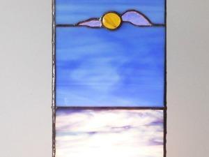 Создаем светильник на морскую тему. Ярмарка Мастеров - ручная работа, handmade.