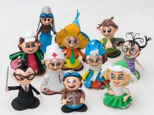 Как двигаются куклы из кукольного театра  «Незнайка». Ярмарка Мастеров - ручная работа, handmade.
