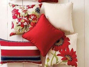 22 Ideas of Decorative Pillows. Livemaster - handmade