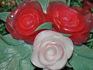 Делаем букет цветов из мыла. Ярмарка Мастеров - ручная работа, handmade.