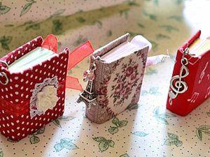 Кулон - мини блокнот, практичное украшение :). Ярмарка Мастеров - ручная работа, handmade.