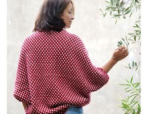 Геометрия в одежде: 40 вязаных моделей. Ярмарка Мастеров - ручная работа, handmade.