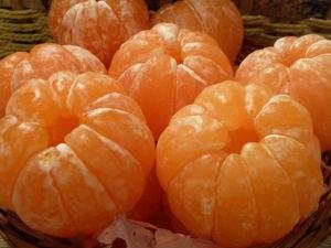 Еще одна забавная история с мыльными мандаринками. Ярмарка Мастеров - ручная работа, handmade.