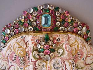 От узелка до ридикюля. История дамской сумочки. Ярмарка Мастеров - ручная работа, handmade.