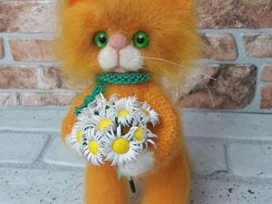 Скидки в Международный день кошек!. Ярмарка Мастеров - ручная работа, handmade.