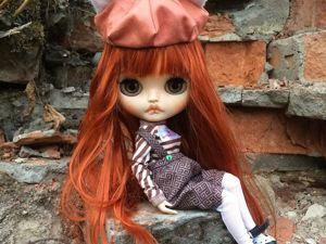 Полинка. New Girl. Custom Blythe. Ярмарка Мастеров - ручная работа, handmade.