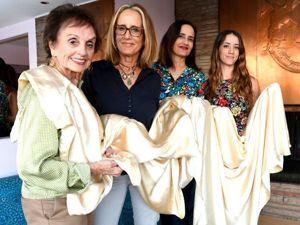 История одного свадебного платья: 85 лет и 4 поколения женщин семьи выходят замуж в одном платье. Ярмарка Мастеров - ручная работа, handmade.