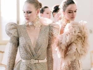 ТОП-20 незабываемых образов из весенне-летней коллекции Elie Saab Haute Couture 2020. Ярмарка Мастеров - ручная работа, handmade.