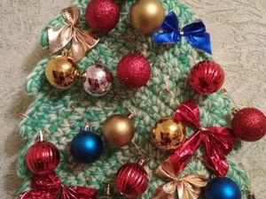 Новогодние украшения со скидкой 50%!. Ярмарка Мастеров - ручная работа, handmade.