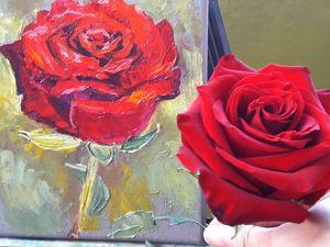 В чём смысл жизни? Даже розам понятно). Ярмарка Мастеров - ручная работа, handmade.