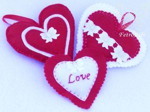 Новинка! Набор валентинок  «Бантиковое настроение». Ярмарка Мастеров - ручная работа, handmade.