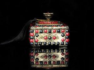 Дополнительные фото Шкатулки  «Зарифа». Ярмарка Мастеров - ручная работа, handmade.