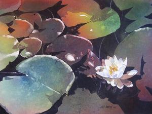 Свет и цвет Kris Parins  —  жизнь с акварелью. Ярмарка Мастеров - ручная работа, handmade.