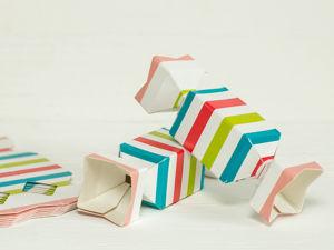 Инструкция по сборке конфетки. Ярмарка Мастеров - ручная работа, handmade.
