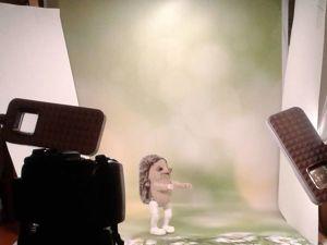 Как сделать фотографию маленькой игрушки с помощью подручных средств. Ярмарка Мастеров - ручная работа, handmade.