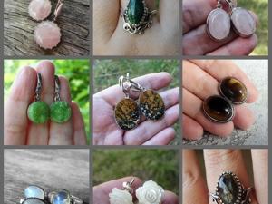 Любите ли вы камни,как люблю их я???. Ярмарка Мастеров - ручная работа, handmade.