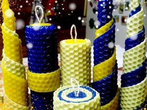 Цвет свечей и их значение (продолжение). Ярмарка Мастеров - ручная работа, handmade.