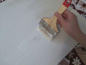 Как натянуть холст на подрамник и загрунтовать его. Ярмарка Мастеров - ручная работа, handmade.