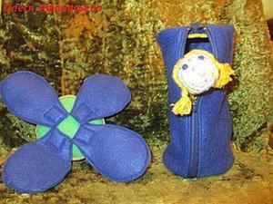 Вязаная гусеница-бабочка. Мастер-класс. Ярмарка Мастеров - ручная работа, handmade.