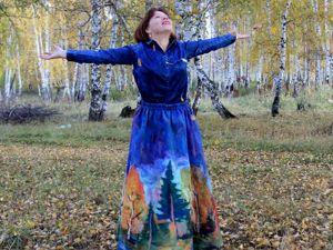 Психологи о синем цвете!!!. Ярмарка Мастеров - ручная работа, handmade.