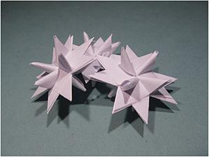 История бумажной снежинки. Ярмарка Мастеров - ручная работа, handmade.