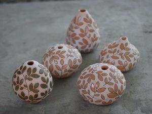 Лесные вазочки. Ярмарка Мастеров - ручная работа, handmade.
