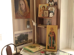 Получение готовой иконы в мастерской. Ярмарка Мастеров - ручная работа, handmade.