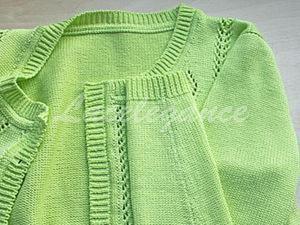 Как сшивать вязаные изделия. Ярмарка Мастеров - ручная работа, handmade.