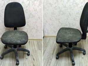 Превращаем старое кресло в новое. Полная реставрация и обновление. Ярмарка Мастеров - ручная работа, handmade.