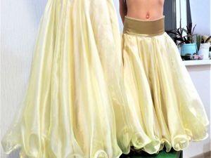 Шьем интересную юбку на девочку для восточных танцев. Ярмарка Мастеров - ручная работа, handmade.