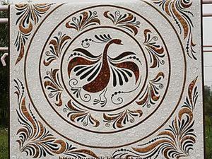 Создаем панно «Мир птиц». Часть 1. Ярмарка Мастеров - ручная работа, handmade.