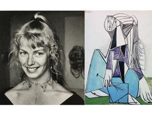 А есть на самом деле сходства между моделями и их портретами у знаменитых художников?. Ярмарка Мастеров - ручная работа, handmade.