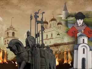 Новый видеофильм — Псков. Ярмарка Мастеров - ручная работа, handmade.