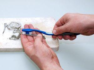 5 способов, как отбелить серебряную цепочку дома. Ярмарка Мастеров - ручная работа, handmade.