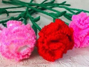 Лотерея-Розыгрыш!!! Букетик Гвоздик к майским праздникам!!!!. Ярмарка Мастеров - ручная работа, handmade.