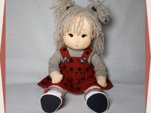 Уход за вальдорфской куклой. Ярмарка Мастеров - ручная работа, handmade.