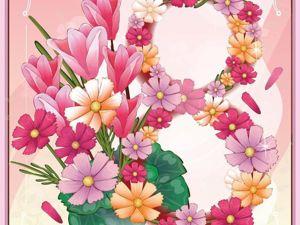 Скидки к 23 февраля и 8 марта!!!. Ярмарка Мастеров - ручная работа, handmade.