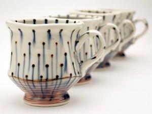 Черты модерна в керамике Sean O'Connell. Ярмарка Мастеров - ручная работа, handmade.
