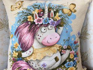 Почему маленькие девочки  без ума от единорогов?. Ярмарка Мастеров - ручная работа, handmade.