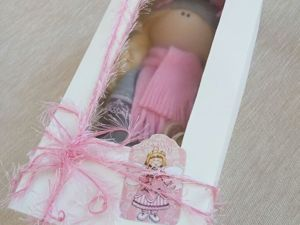 Упаковка кукол. Ярмарка Мастеров - ручная работа, handmade.