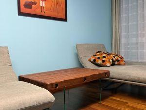 Мастерим парящий стол из бруса лиственницы. Ярмарка Мастеров - ручная работа, handmade.