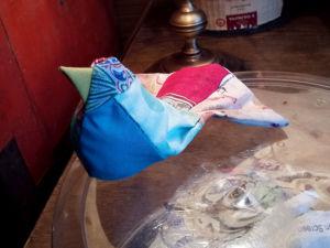 Птичий хвост или дополнение к вебинару. Ярмарка Мастеров - ручная работа, handmade.