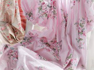 МК:Летняя блузка из 4 прямоугольников .Блузка за 2 часа .Для тех кто НЕ умеет шить. Ярмарка Мастеров - ручная работа, handmade.